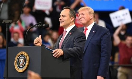 "Kentucky governors race: Matt Bevin's ""Trumpy"" style didn't work for him in race against Democrat Andy Beshear – CBS News"