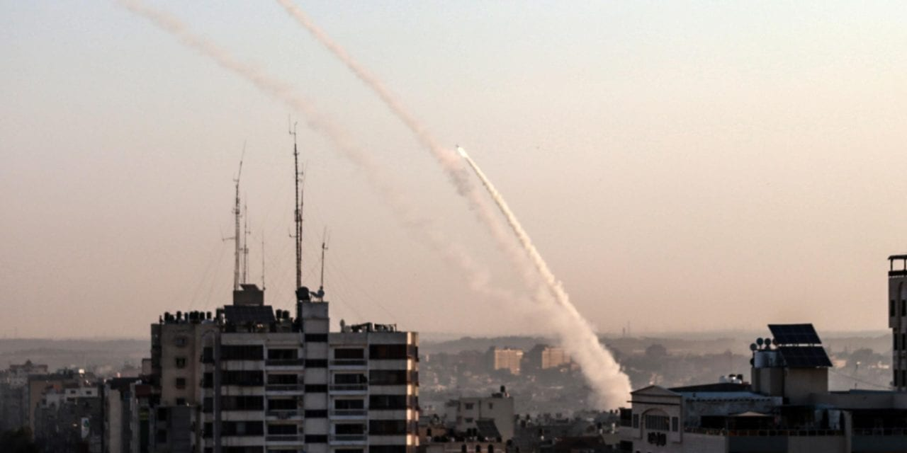 Rocket sirens sound in Tel Aviv after Israel kills Islamic Jihad leader in Gaza