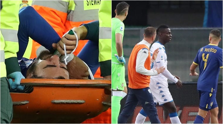 Weekend Break Summary: Gomes' dreadful injury, Mario Balotelli quits play to embarassment racist fans|Sports Information, The Indian Express