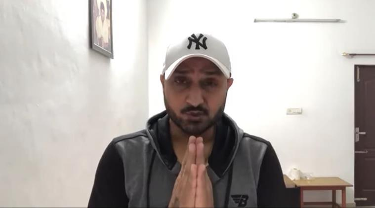 Harbhajan Singh appeals to PM Modi: Please give your time for North India's air pollution | Sports News, The Indian Express