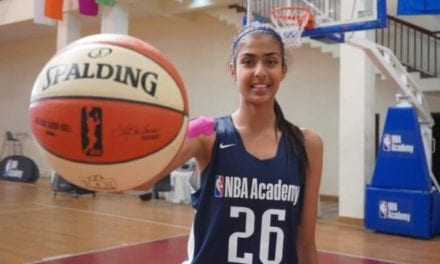 Indian teen Harsimran Kaur becomes first female basketballer invited to train at NBA Global Academy – Sports News