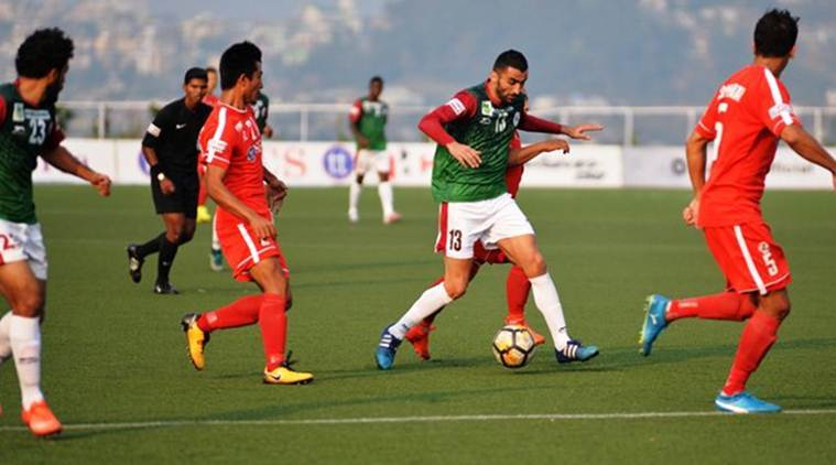 I-League kicks off with Mohun Bagan holding Aizawl on November 30 Sports Information, The Indian Express