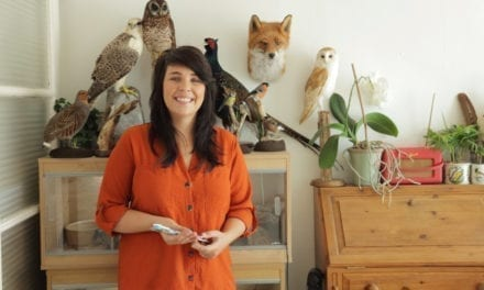 Emilie Woodford – why I chose a career in taxidermy | Yorkshire events, weddings & celebrities | Yorkshire Life