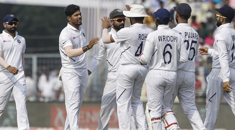 India sail to easy win in maiden Day/Night Test, beat Bangladesh by innings & 46 runs | Sports News, The Indian Express