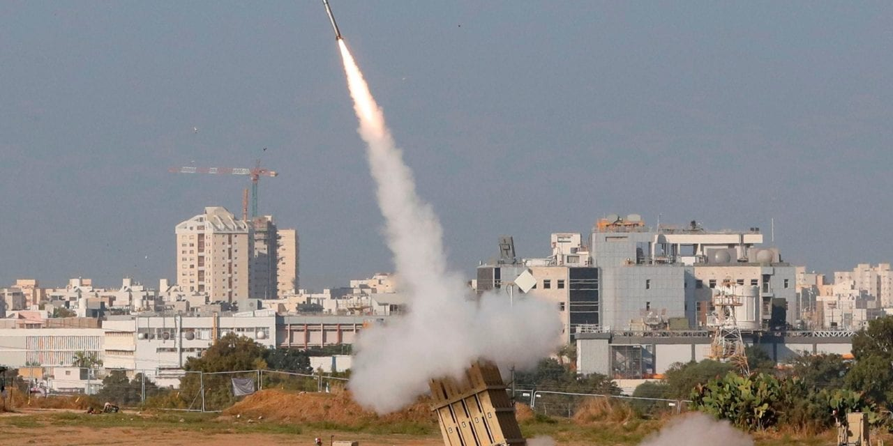 21 dead in Israeli strikes on Gaza, as cross-border fighting rages for second day