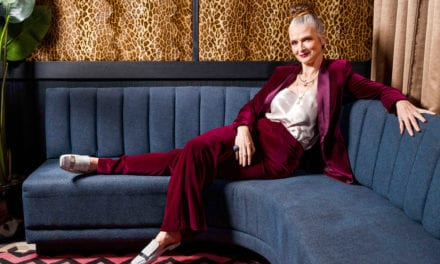 Meet fashion's newest hot model — 63-year-old Janis Wilkins