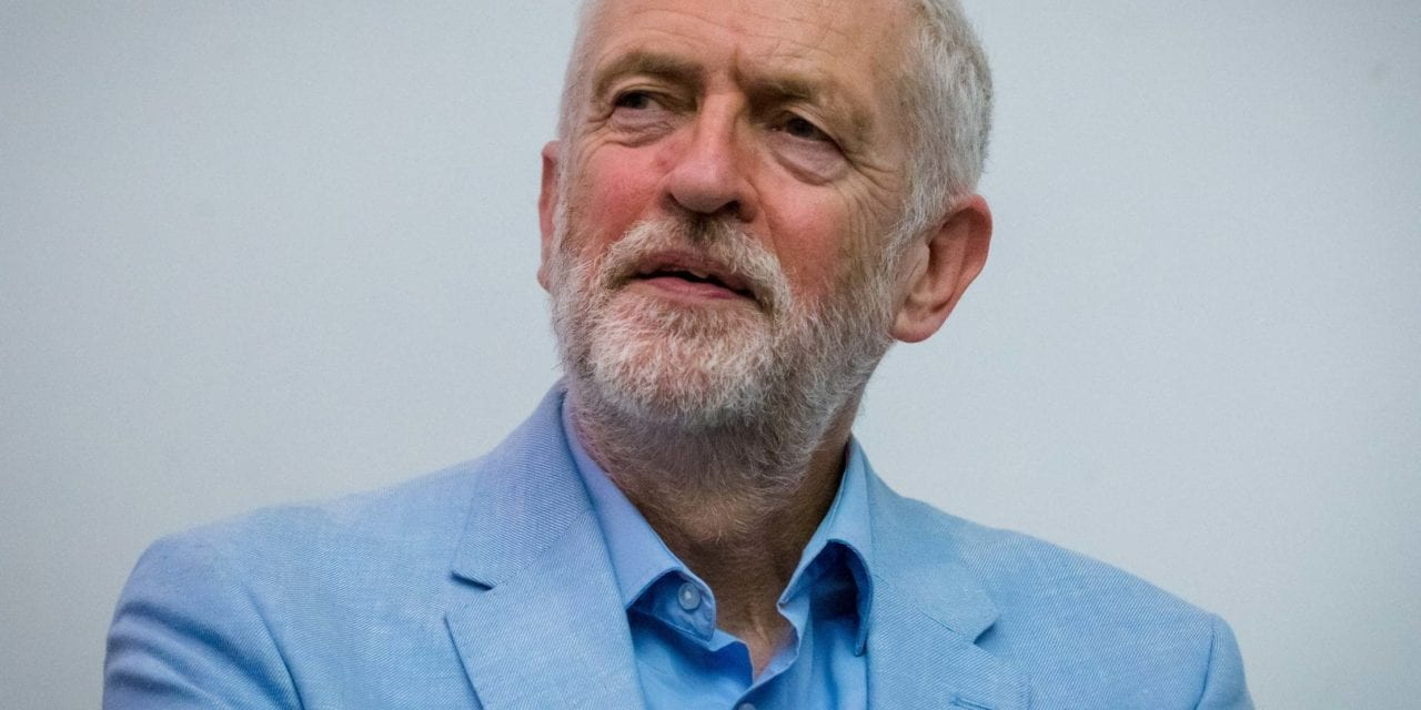 Corbyn promises upgrade every UK home with energy-saving measures to tackle the climate crisis