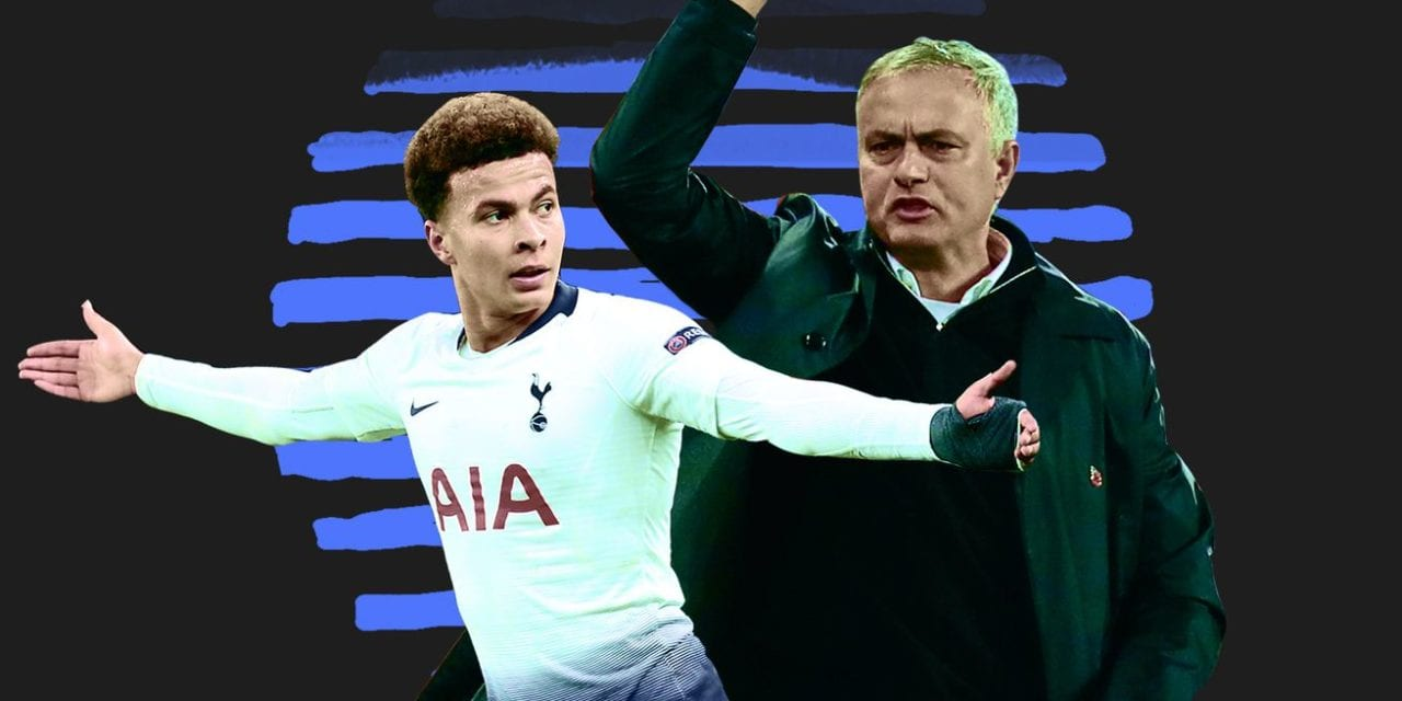 Jose Mourinho as well as Dele Alli were made for each various other > Latest Globe Sports News