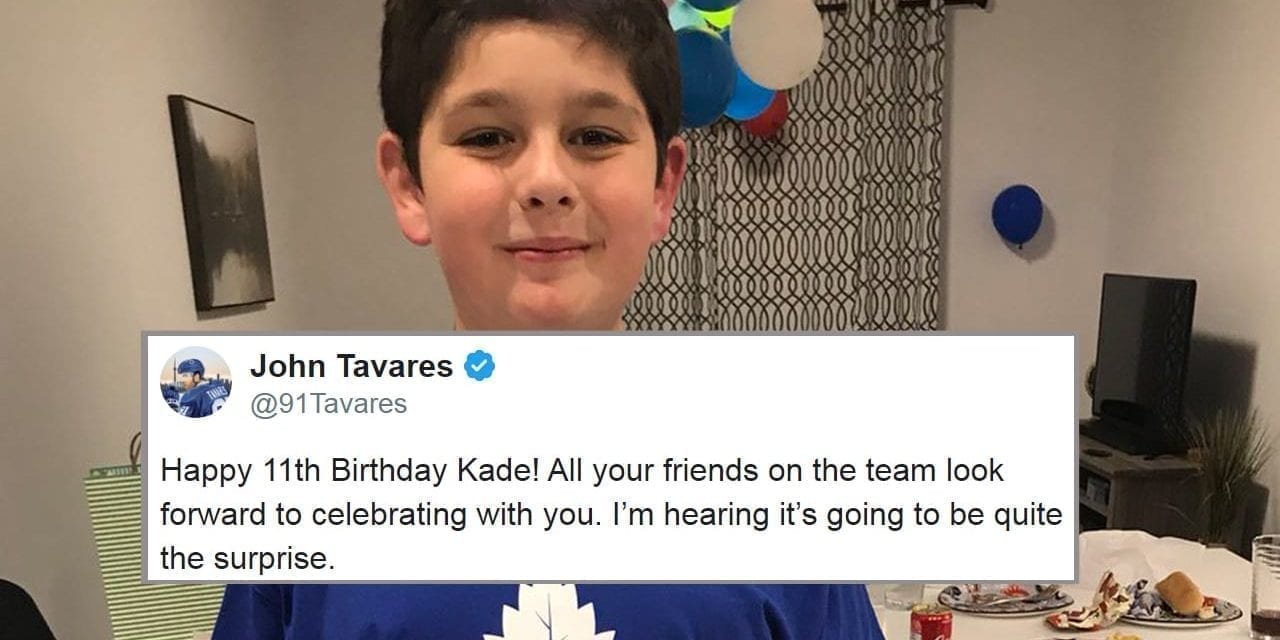 Athletes and Celebrities Rally to Cheer up Lonely 11-Yr-Old Birthday Boy