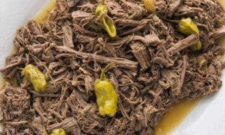 Crock-Pot Low Carb Keto Pot Roast Recipe {Mississippi Style}