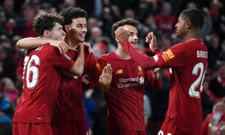 EFL Cup: Liverpool edge Arsenal on penalties after 10-goal thriller | Sports News, The Indian Express
