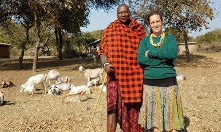 Woman who married tribe warrior opens Airbnb-style tourist experience