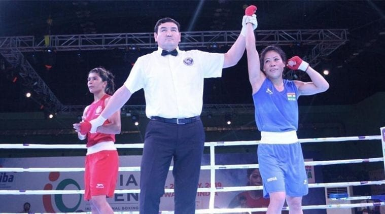 Nikhat Zareen to face Mary Kom in Olympics selection trial in December | Sports News, The Indian Express