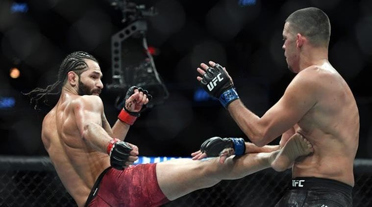 After UFC 244 win for Jorge Masvidal, a non-title rematch may yet happen | Sports News, The Indian Express