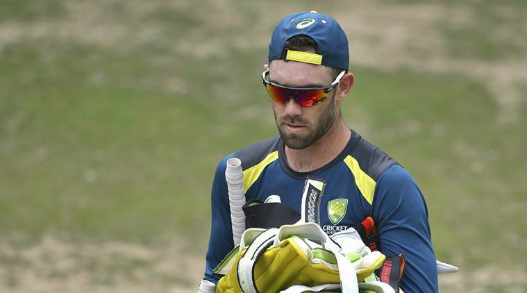 Australia's Glenn Maxwell pulls out of T20 series to deal with mental health issues | Sports News, The Indian Express