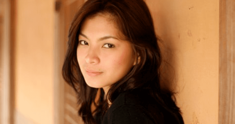 NO FILTER? NO PROBLEM! Here are some photos of Angel Locsin and other Filipina Celebrities who look stunning even without make-up on!
