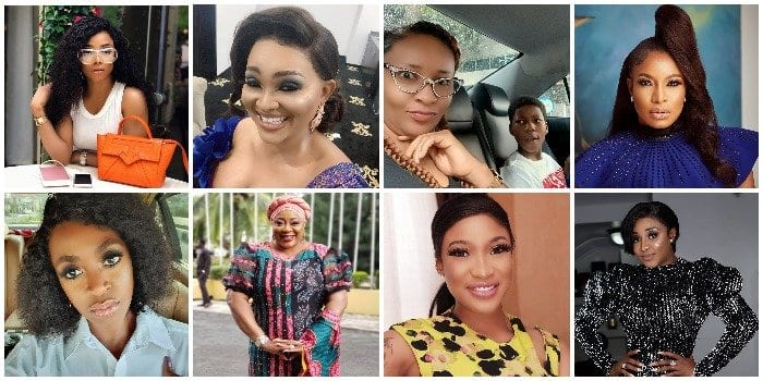 Meet 10 divorced Nigerian female celebrities who are yet to remarry (Photos) – Madailygist