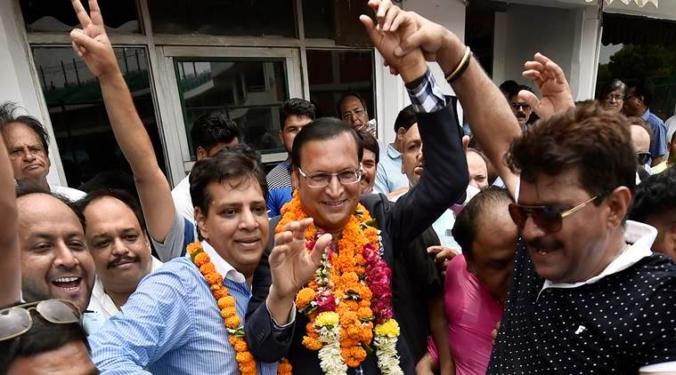 Rajat Sharma resigns as DDCA president, cites various 'pulls and pressures' | Sports News, The Indian Express