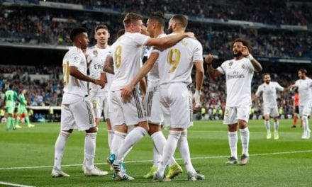 Karim Benzema leads Real Madrid in Leganes five-goal rout   Sports News, The Indian Express