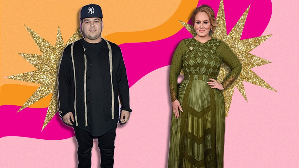 Complimenting Celebrities On Their Weight Loss Is Dangerous