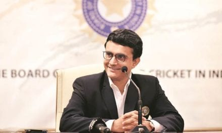In the (bad) light of air pollution, Sourav Ganguly says scheduling needs to be 'practical' in the future | Sports News, The Indian Express