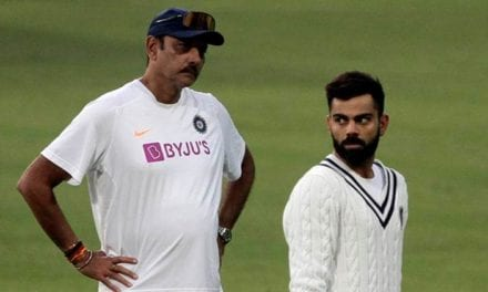 Hunting in pack is key to India's success, says Ravi Shastri | Sports News, The Indian Express