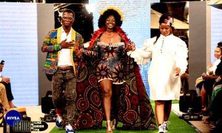 NIVEA Accra Fashion Week SH19 Ends With A Bang & A Whole Host Of Celebrities In Attendance | FashionGHANA.com: 100% African Fashion