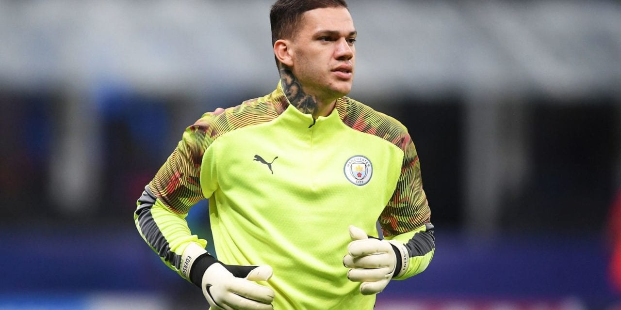 Ederson out of Liverpool vs Manchester City with injury | Football News | Sky Sports