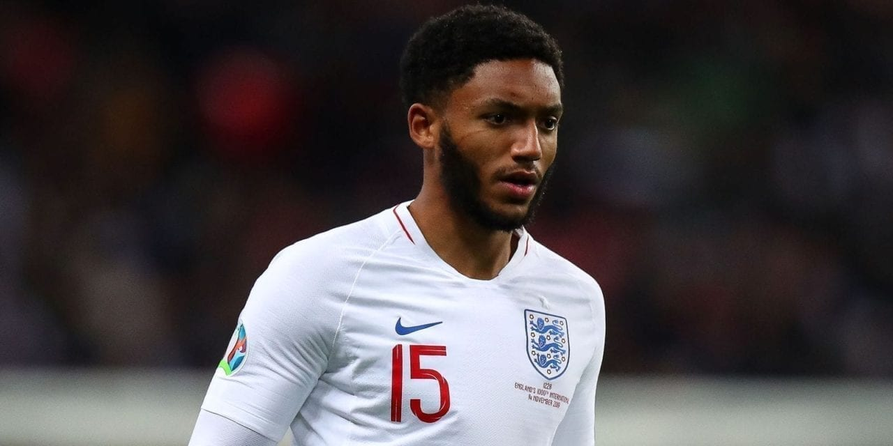 Raheem Sterling: Joe Gomez should not have been booed in England win over Montenegro | Football News | Sky Sports