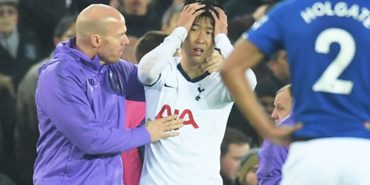 Tottenham appeal Heung-Min Son red card against Everton | Football News | Sky Sports