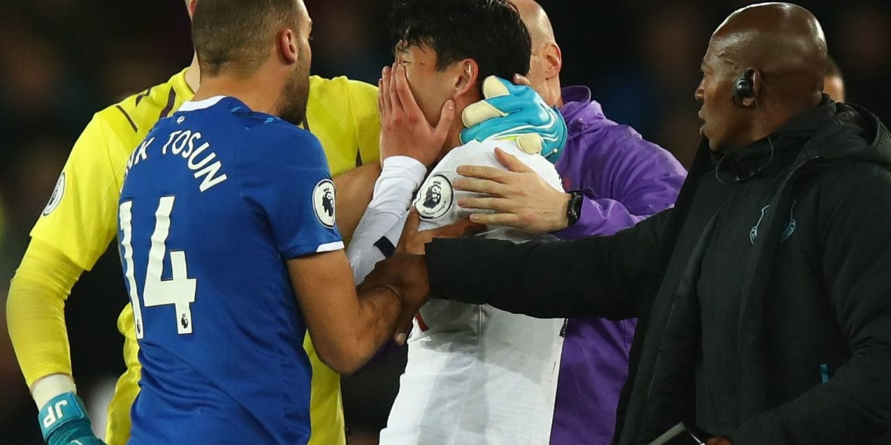 Heung-Min Son red card 'understandable', says Dermot Gallagher in Ref Watch   Football News   Sky Sports