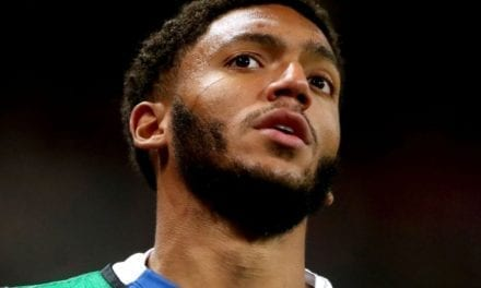 Gareth Southgate went to seek out Joe Gomez after England victory | Football News | Sky Sports