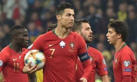 European Qualifiers on Sky: Cristiano Ronaldo in action for Portugal  | Football News | Sky Sports
