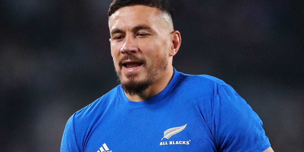 Sonny Bill Williams close to joining Toronto Wolfpack | Rugby League News | Sky Sports