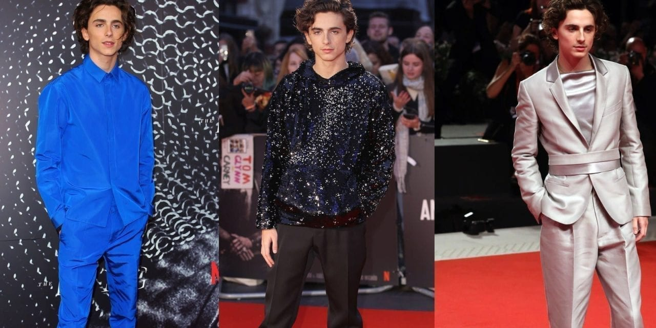 Timothée Chalamet Is the Most Influential Man in Fashion | Vogue