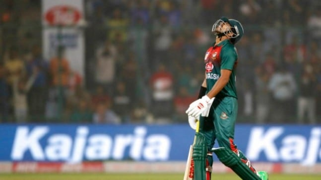 2 Bangladesh players vomited on field in Delhi during 1st T20I – Sports News