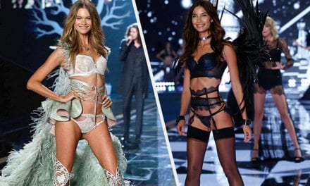 The Victoria's Secret Yearly Fashion Program Has Been Terminated