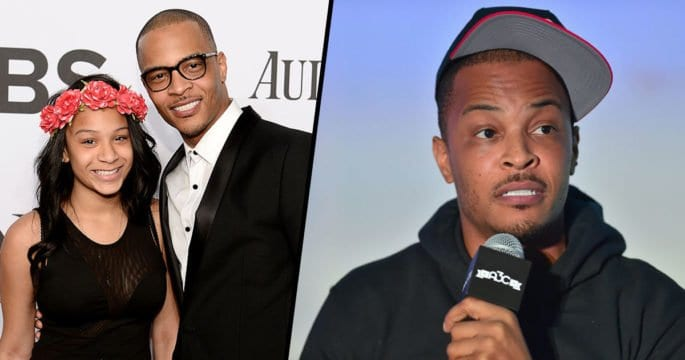 Celebrities Call Out T.I. After He Admits He Checks His Daughter is Still a Virgin