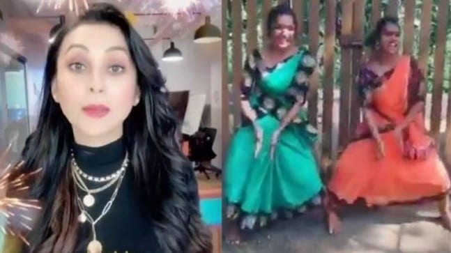 TikTok top 10 viral videos: Diwali wishes from celebrities to kickass dance moves, best of the week – Trending News News