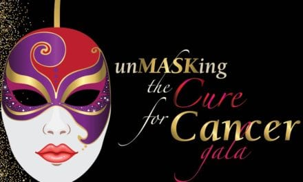 Celebrities Paint Masks for Mesothelioma Fundraising Event