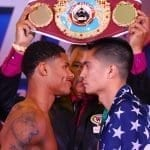 Shakur Stevenson puts apart individual grudge heading into initial title battle > Most recent World Sports News
