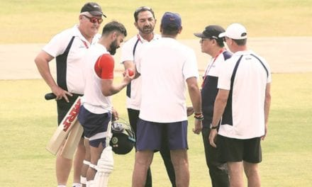 Buzz in India camp: Pink ball will kill spin and reverse swing   Sports News, The Indian Express