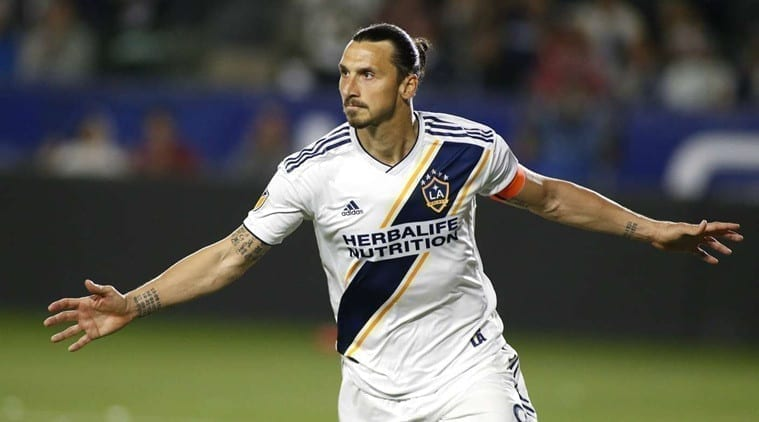 'I came, I saw, I conquered': Zlatan Ibrahimovic to leave LA Galaxy | Sports News, The Indian Express