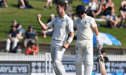 Hamilton Test: New Zealand on top after England lose 2 wickets late in the day – Sports News