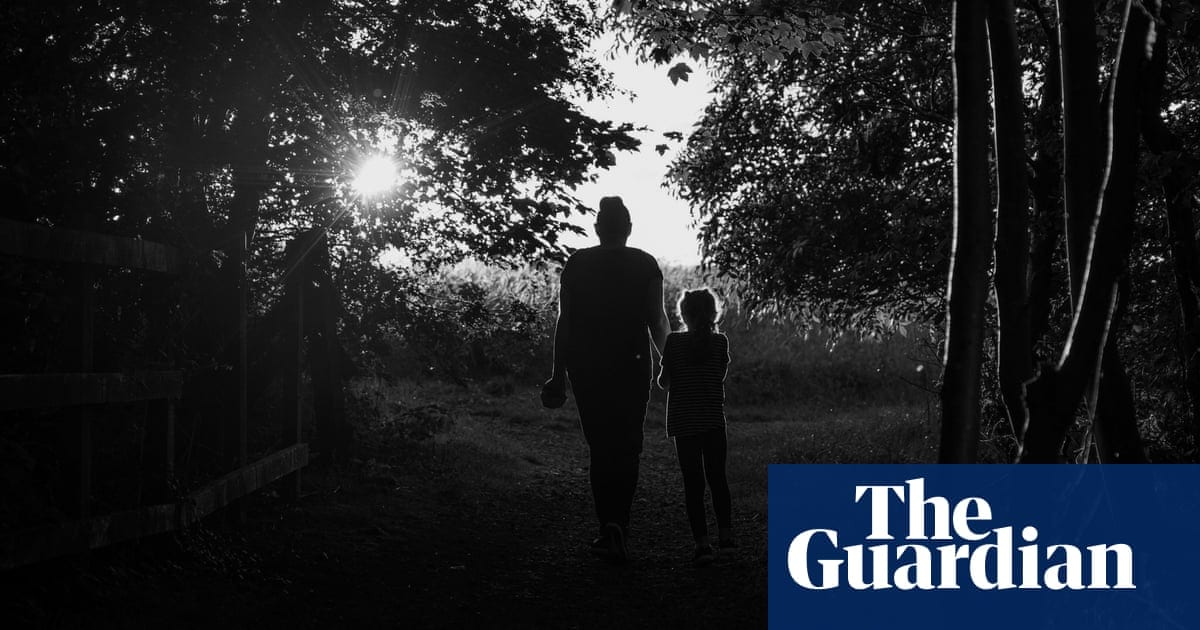 We're broke, not poor: how I became downwardly mobile | Life and style | The Guardian