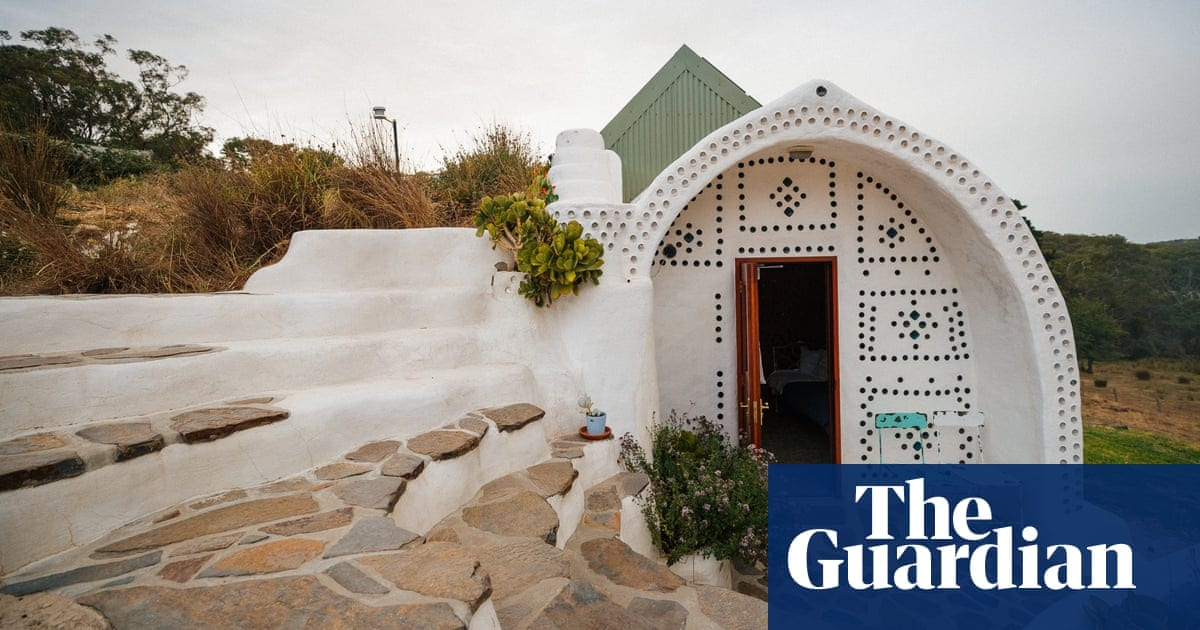 Earthships, hemp and hay: the houses built for off-grid living | Life and style | The Guardian