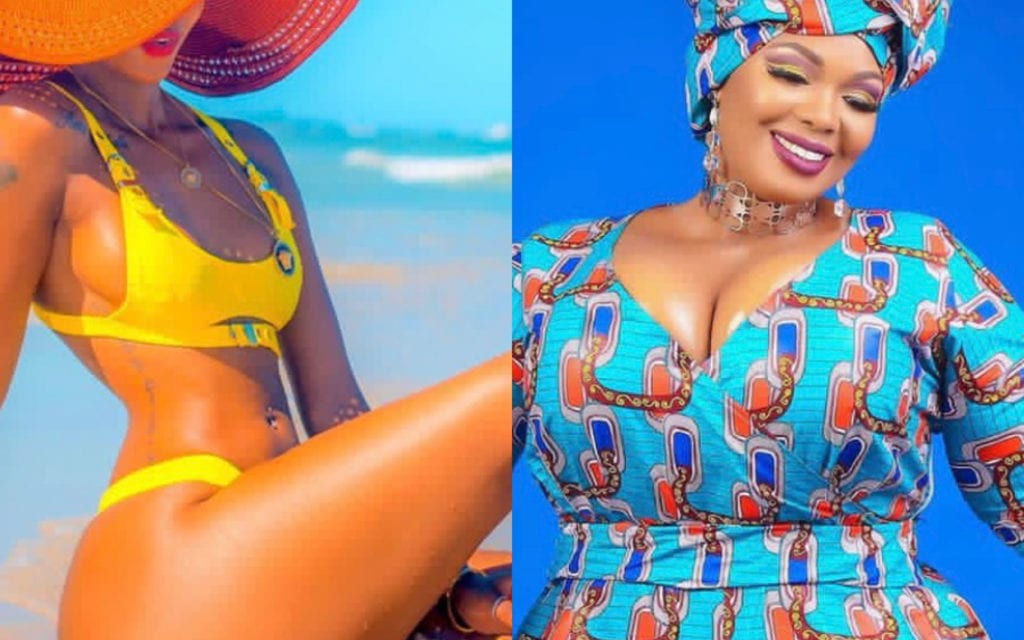Neomi Ng'ang'an among various other female celebrities call out Huddah for her fat reproaching statement!