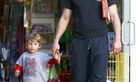 9 Celebrities Who Are The Best Example Of A Real Father.