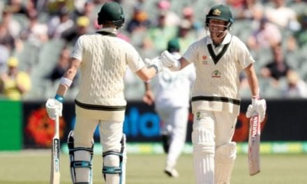 David Warner hits 4th fastest Test triple-hundred vs Pakistan in Adelaide – Sports News