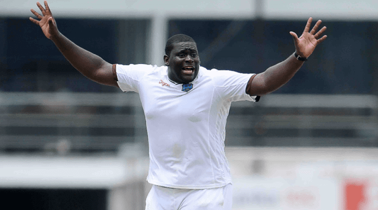 Rahkeem Cornwall takes 10 wickets in Afghanistan Test | Sports News, The Indian Express
